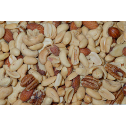 MIXED NUT 50% PEANUT