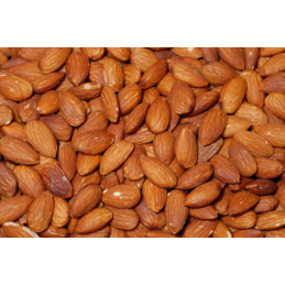 ALMOND WHOLE RSTD NO SALT