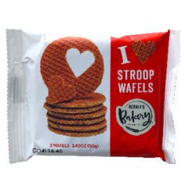 STROOPWAFFLES DUO PACK 2.82 OZ