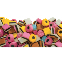 LICORICE ALLSORTS CAL MIX